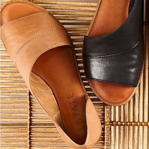 Sole Society d'orsay sandals in caramel
